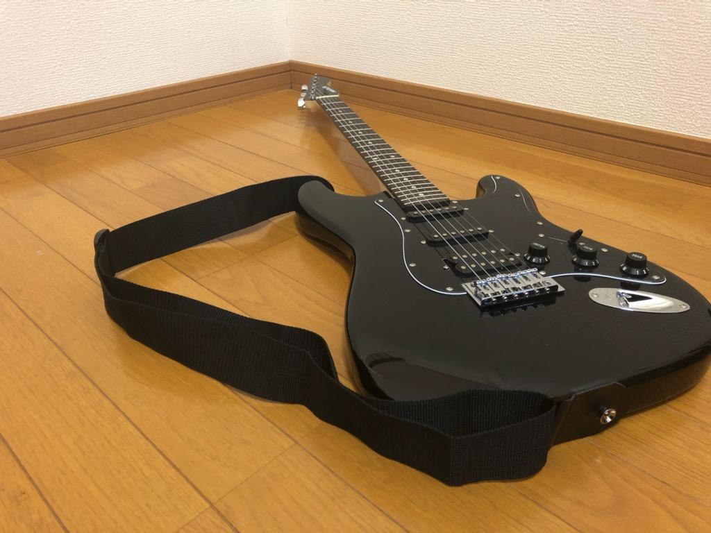 ギターのストラップ